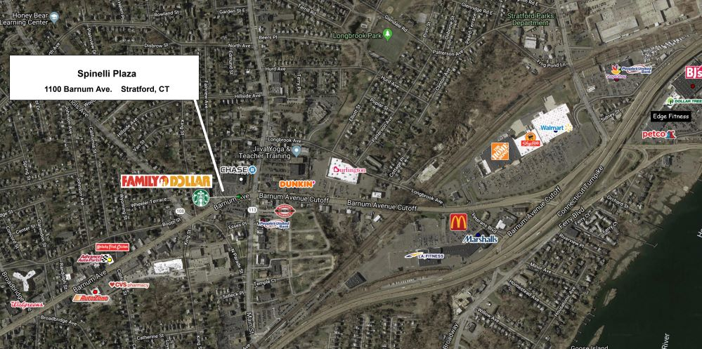 Fairfield Retail CRE Featured Property